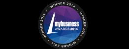 My Business Awards Winner 2014